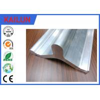 Buy cheap Industrial Custom Aluminum Extrusions Profiles With Polished / Anodizing / Power Coating Treatment from wholesalers