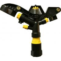 Buy cheap 1 Inch Impact Sprinkler Full Circle Sprinklers  With 3 ways Garden irrigation from wholesalers