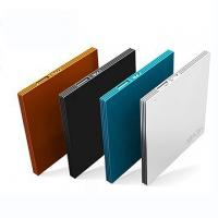 Buy cheap 2600mAh Ultra Thin Card Portable Power Bank external battery charger for Iphone, Samsung, HTC from wholesalers