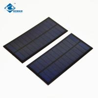 Buy cheap 1.6W Epoxy Solar Panel Photovoltaic ZW-16675 Waterproof 6V solar battery charger from wholesalers