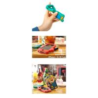 Buy cheap Colorful 3D Pororo Lovely Silicon Iphone Protective Case / Covers for Iphone 4 / 4s IP4C-3 from wholesalers