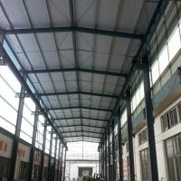 Buy cheap High Custom Long Span Steel Structures For Warehouse Short Fabrication Time product