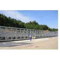 Buy cheap Cable Stayed Assembly Steel Frame Bridge with Steel Deck Roadway from wholesalers