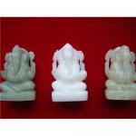 Buy cheap Indian jade god ganesha statue from wholesalers