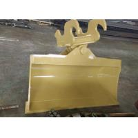 Buy cheap Special ears Tilt Bucket for Cat pillar 312 excavator with Mechanical Quick Coupler from wholesalers
