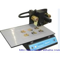 Buy cheap Hot stamping foil printing machine from wholesalers