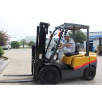 Buy cheap China Made 2ton Counterbalanced Engine Power Diesel Forklift Truck product