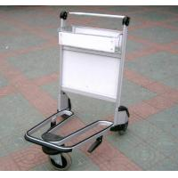 Buy cheap Airdrome Handcarts (Passenger Baggage Trolley in Airdrome) from wholesalers
