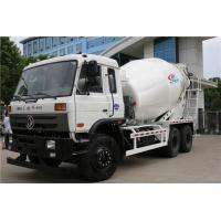 Buy cheap Dongfeng 6x4 Carbon Steel 10CBM Concrete Mixer Truck For Construction Project from wholesalers