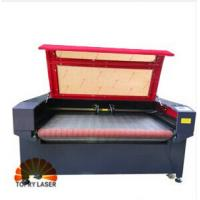 Buy cheap Label Logo Trademark Camera Laser Cutting Machine with Auto Feeding Device(JM1680CCD-T-AT) from wholesalers