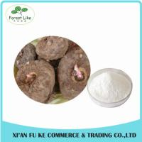 Buy cheap Natural Plant Extract China Offer Active Ingredient Glucomannan 90% Konjac Extract from wholesalers