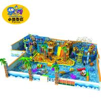 Buy cheap Snow Theme Soft Indoor Playground Equipment Big Capacity For Kids Castle from wholesalers