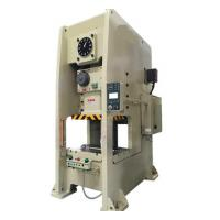 Buy cheap Pneumatic Power Punch Press machine , Semi Closed H Type Power Press 110 ton from wholesalers