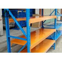 Buy cheap ODM & OEM Heavy Duty Storage Racks , Assemble Or Welded Warehouse Shelving Units from wholesalers