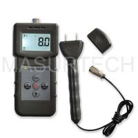 Buy cheap MS360 Multifunctional 2 in 1 Handhold Pin Type & Inductive Moisture meter from wholesalers