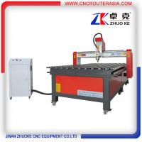 Economic 4*8 feet Wood Carving CNC Router Machine with wheels on leg ZK-1325A