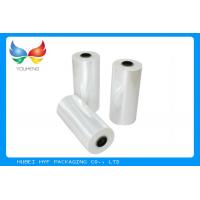 Buy cheap 78% Shrinkage 40MIC Clear PET Shrink Films For Shrink Sleeve Labels Material from wholesalers