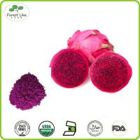 Buy cheap High Quality Organic Dragon Fruit Powder from wholesalers