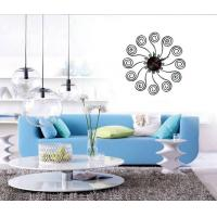 Buy cheap Home Decorative Acrylic Designer Wall Sticker Clocks 10D044 from wholesalers