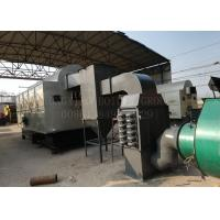Buy cheap Horizontal Assembled Coal Fired Central Heating Boilers Natural Circulation from wholesalers