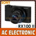 Buy cheap Sony Cyber-shot DSC-RX100 II Black from wholesalers