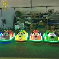 Buy cheap Hansel hot selling plastic battery operated used bumper car ride for sale from wholesalers