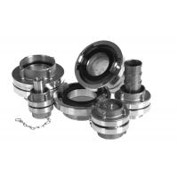 Buy cheap Storz Fire Hose Coupling Fittings Aluminium Material With Hose Tail / Spool Adapters from wholesalers