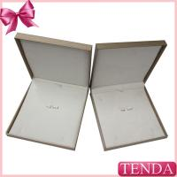 Buy cheap Best Tall Large Size Leatherette Jewelry Boxes for Necklaces Necks Pendants Chains product