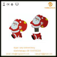 Buy cheap Christmas Gift Promotional USB Flash Drive Cartoon Character USB Flash Drive product
