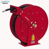 Buy cheap Fuel Delivery Cable Retractable Hose Reel 15m 3/4 Diesel / Gas Carbon steel Material from wholesalers