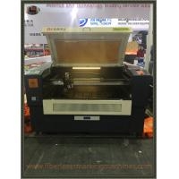 Buy cheap Cnc Laser Cutter Engraver Machine , Laser Cutter And Engraver LS-CE6090 from wholesalers