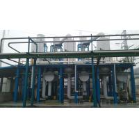 Buy cheap Climbing Film / Rising Film Triple Effect Evaporator Low Energy Consumption from wholesalers