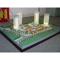 Buy cheap Scale building model of residential house , model architect with led lighting from wholesalers