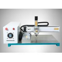 Buy cheap Industrial Small Glass CNC Sheet Cutting Machine 300mm×300mm For Curved Glass from wholesalers