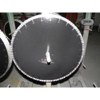 Buy cheap Laser Diamond Concrete Saw Blades , Dry Cut Diamond Blade With Turbo Segment from wholesalers