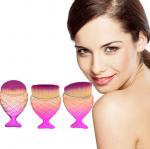 Buy cheap 3 Pcs Custom Logo Cosmetics Brush Gradient Ramp Foundation Makeup Brush Set from wholesalers
