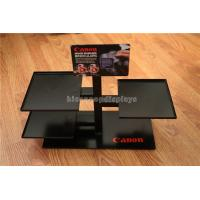 Buy cheap Black Metal Counter Top Display Rack Custom Brand Binocular Camera Display Stand from wholesalers