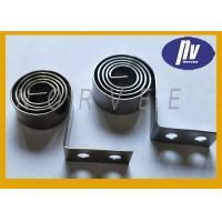 Dispenser Flat Spiral Variable Force Spring , 450mm Length Measuring Tape Spring