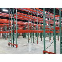 Buy cheap Teardrop Pallet Racking for Heavy Duty Warehouse Storage from wholesalers