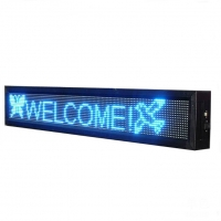 Buy cheap 2 Digit Outdoor Monochrome LED Signs from wholesalers