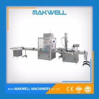 Buy cheap FOOD GRADE AUTOMATIC PISTON FILLING MACHINE from wholesalers