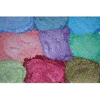 Buy cheap Rainbow Series pearl pigment, Dongguan QB pearl pigment, Mica pearl pigment powder,pearl pigment from wholesalers