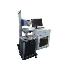 Buy cheap Wood Leather Non-metal Materials Co2 RF Laser Marking Machine product