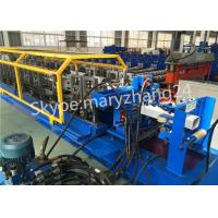 Buy cheap 7.5kw Main Motor Power Downspout Roll Forming Machine Controlled by PLC from wholesalers