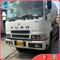 Buy cheap USED  FUSO mixer truck (6 cylinders ,FV415J )V for concrete machine from wholesalers