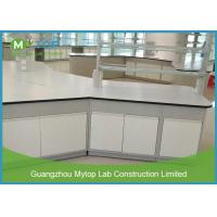 Buy cheap Commercial Metal Laboratory Furniture , Chemical Biology Science Laboratory Tables from wholesalers