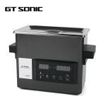 Buy cheap Titaninum Parts Ultrasonic Cleaner , GT SONIC S3 Ultrasonic Brass Cleaner 220v from wholesalers