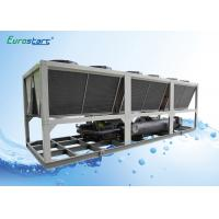 Buy cheap 77TR Industrial Sscrew Moulding Air Cooled Water Chiller R22 Refrigerant from wholesalers