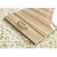 Buy cheap Wood Grain 18mm Gray Plain MDF Melamine Board Sheets For Interior Decoration from wholesalers