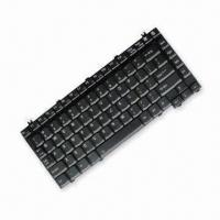 Buy cheap Notebook Parts Laptop Keyboard for Toshiba A10/A15/A20/A25/A40, with Spanish/US/UK/RU Versions from wholesalers